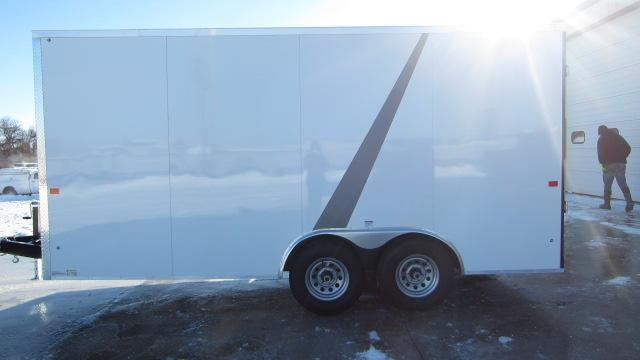 2019 AERO 8.5x16 Enclosed Cargo Trailer