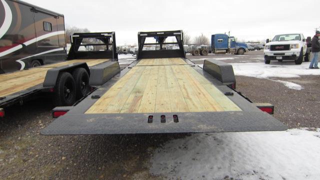 2019 Load Trail 83x26 Tilt-N-Go Gooseneck Tandem Axle Tilt Deck Flatbed Trailer