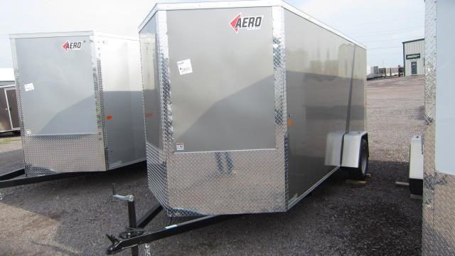 2018 AERO 6X14 V Enclosed Cargo Trailer