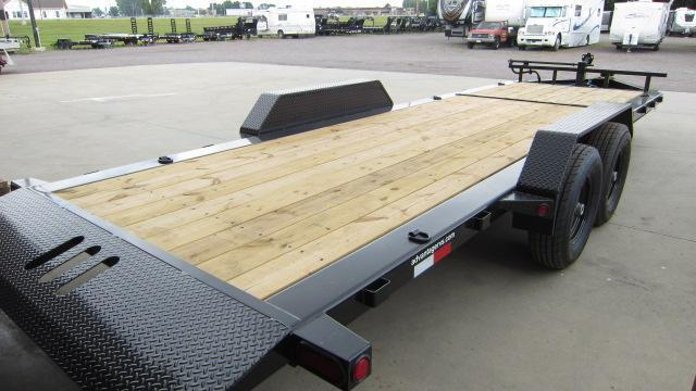 "2018 Load Trail 83"" X 22' Tilt-n-go Tandem Axle Trailer"