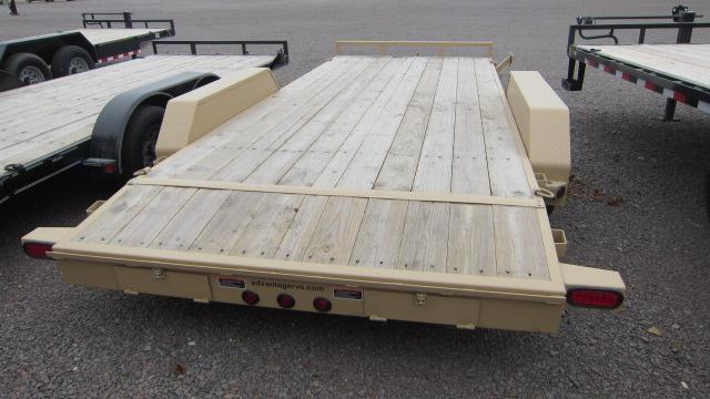2018 Load Trail 83x18 Tandem Axle Flatbed Trailer