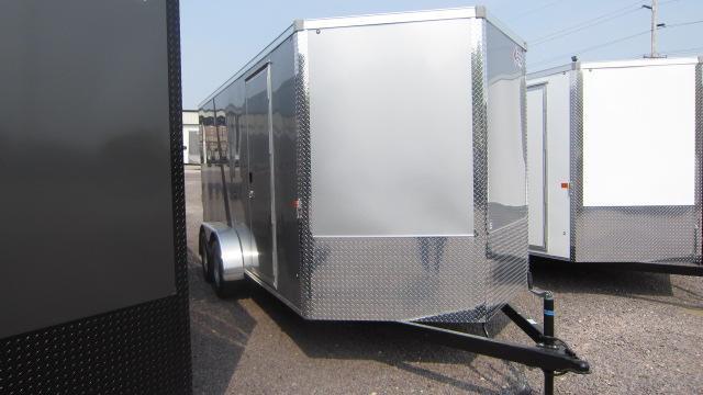 2019 AERO 7x16 V Enclosed Cargo Trailer