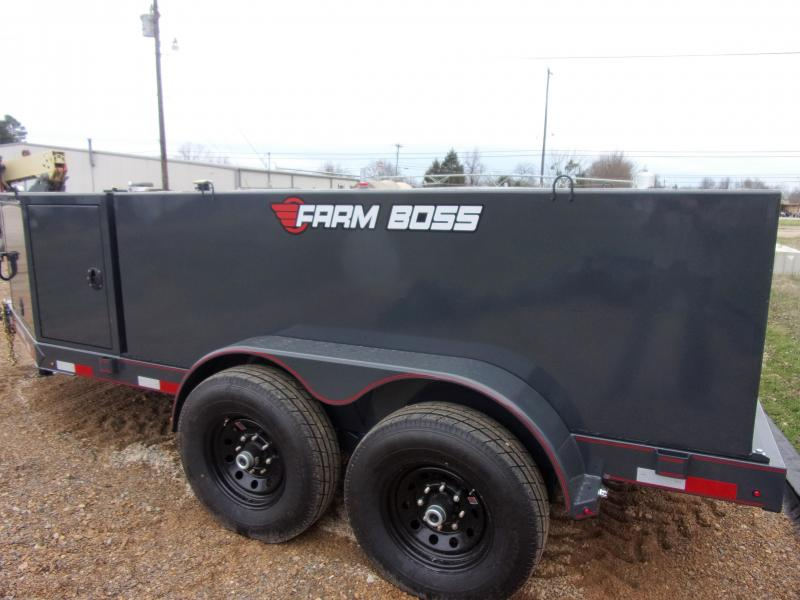 2019 Farm Boss FB990 Tank Trailer