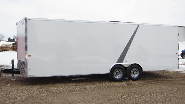 2019 AERO 8.5x24 V Enclosed Cargo Trailer