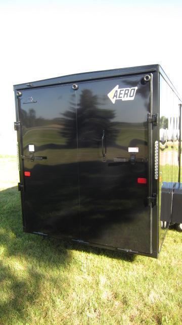 2020 Aero Trailers 6x12V Enclosed Cargo Trailer