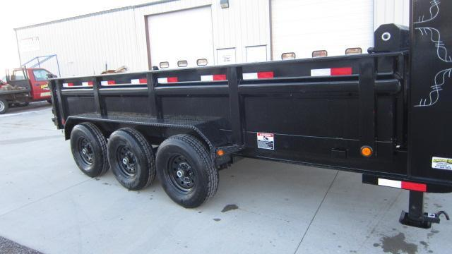 2019 Load Trail 83x16 Triple Axle Gooseneck Dump Trailer