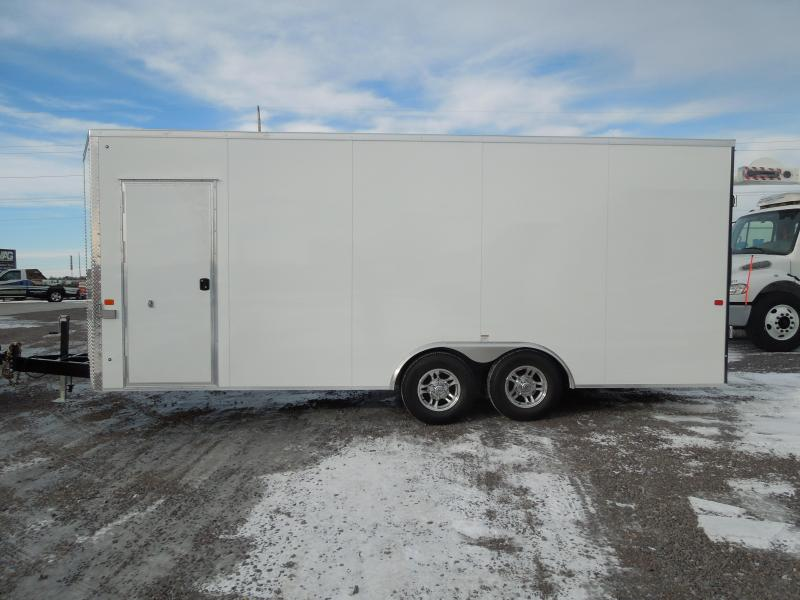 2019 AERO SnoBear 8.5x20 V Enclosed Cargo Trailer