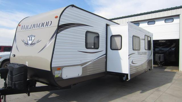 2014 Wildwood 28DBUD Travel Trailer