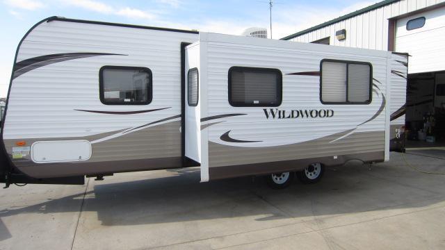 2014 Wildwood 28DBUD Travel Trailer