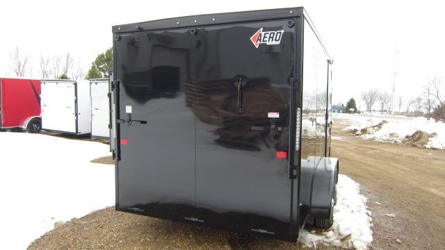 2019 AERO 7X14 V ENCLOSED Cargo Trailer