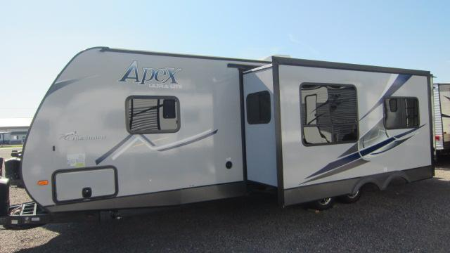 2019 Coachmen Apex Ultra Lite 287BHSS Travel Trailer