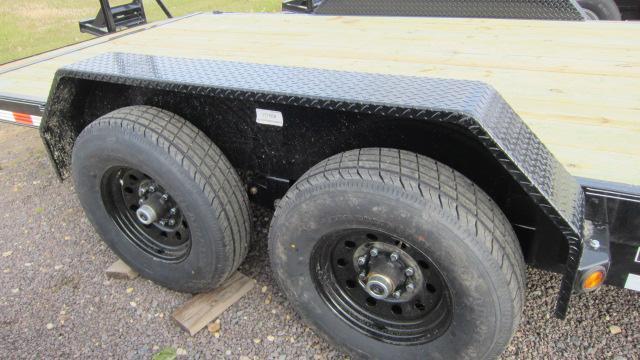 2019 Load Trail 83X22 Tandem Axle Flatbed Trailer