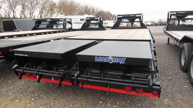 2018 Load Trail 102X25 Tandem Heavy Duty Gooseneck Flatbed Trailer