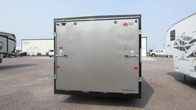 2019 AERO 8.5x16 V Enclosed Cargo Trailer