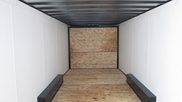 2019 AERO 8.5x20 Enclosed Cargo Trailer