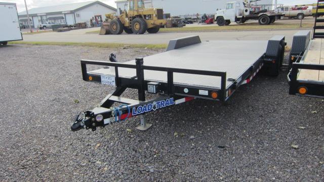 2019 Load Trail 83x20 Tandem Axle Flatbed Trailer