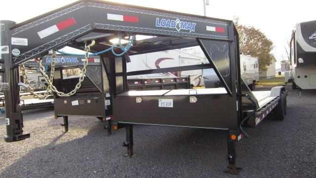 2018 Load Trail 102x24 Tandem Gooseneck Flatbed Trailer
