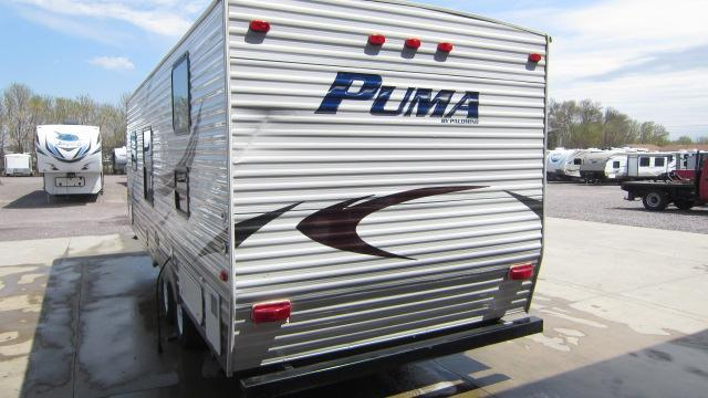 2009 Puma 25BH Travel Trailer