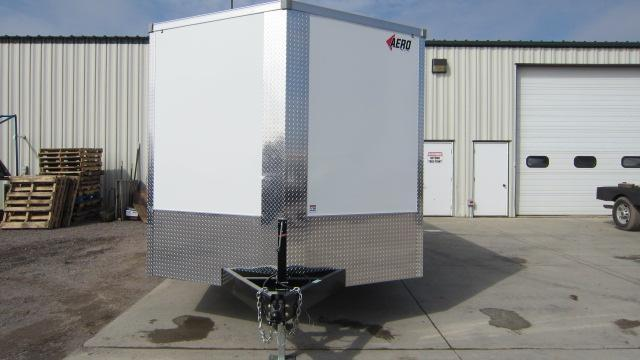 2019 AERO 8.5x18 V Enclosed Cargo Trailer