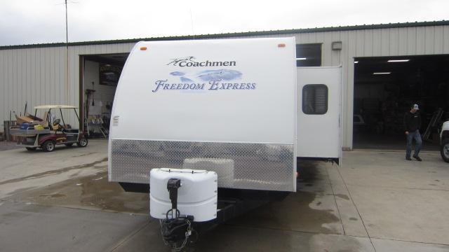 2010 Coachmen Freedom Express Liberty Edition 292BHDS Travel Trailer