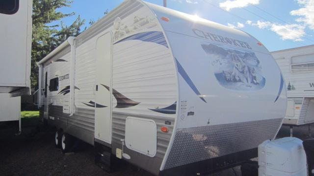2013 Cherokee 264L Travel Trailer