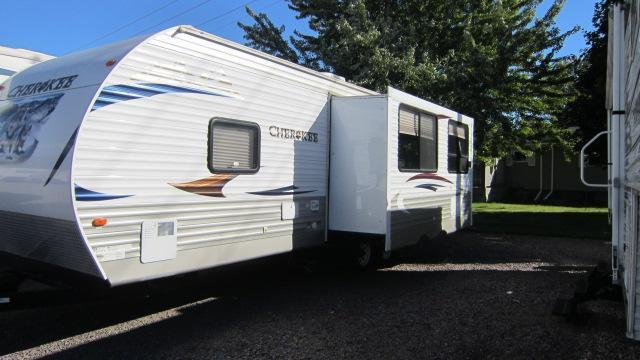 2013 Cherokee 264L Travel Trailer