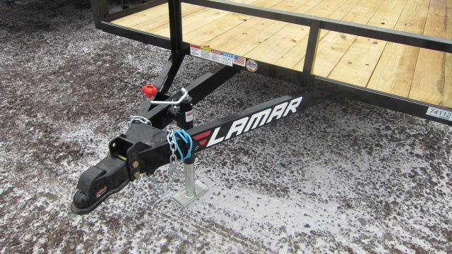 2019 Lamar Trailers 83x12 Classic Utility 3K Trailer