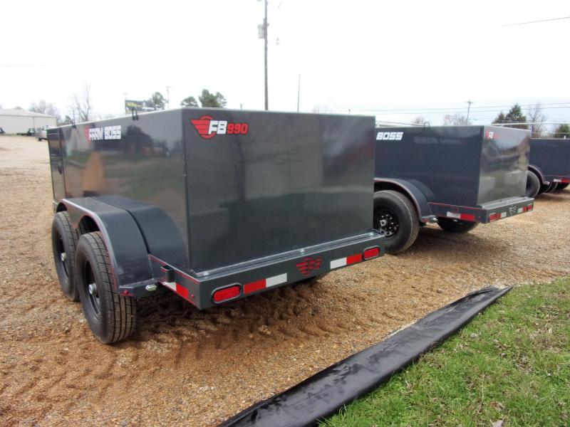 2019 Farm Boss FB990 Tank Trailer