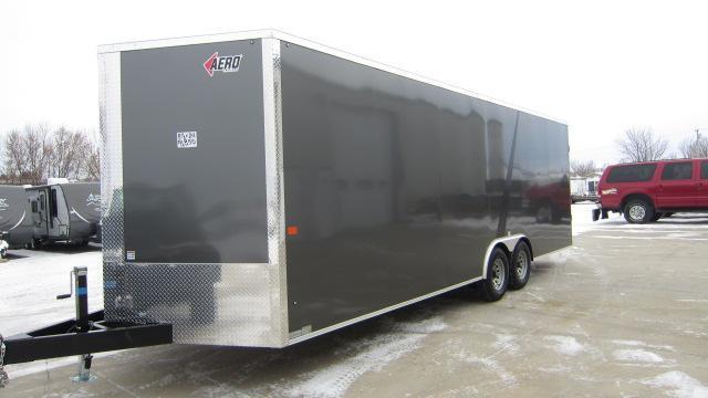 2019 AERO 8.5x24 Enclosed Cargo Trailer