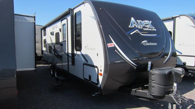2019 Coachmen Apex 245BHS Travel Trailer