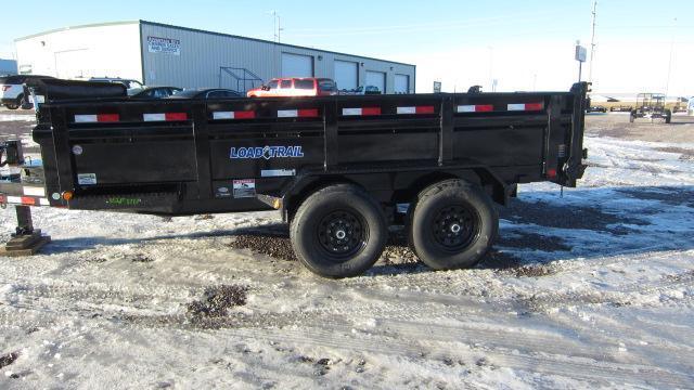 2019 Load Trail 83x14 Tandem Axle Dump Trailer