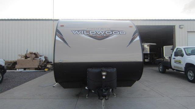 2018 Forest River Wildwood X-lite 263 BHXL Travel Trailer RV