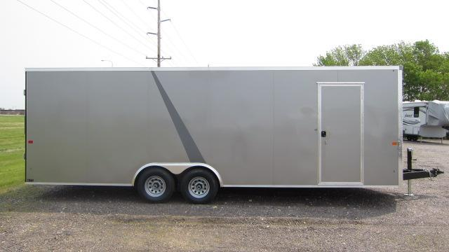 2019 AERO 8.5x24 V Enclosed Cargo Trailer