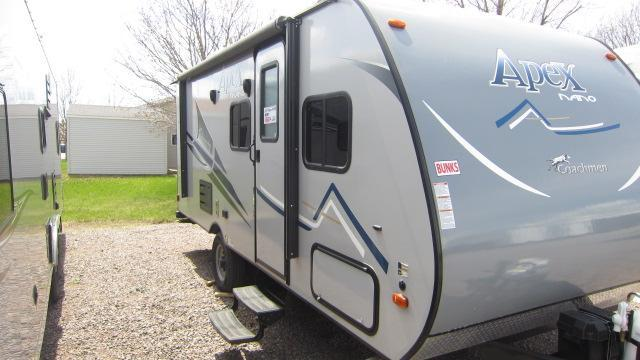 2018 Coachmen Apex 193BH Travel Trailer