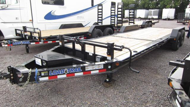 2019 Load Trail 83x24 Tandem Axle Tilt Deck