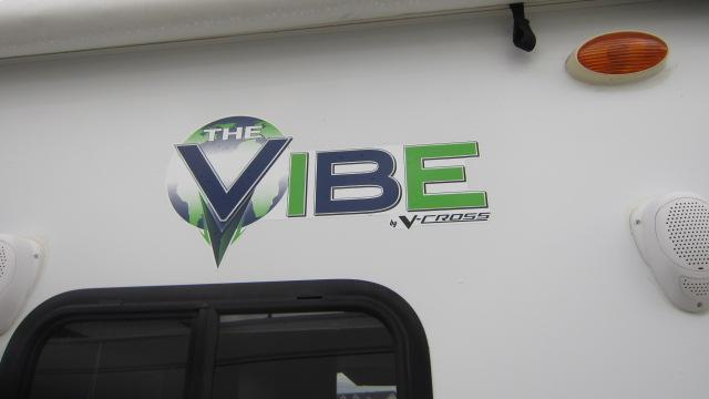 2013 V-cross VIBE Travel Trailer
