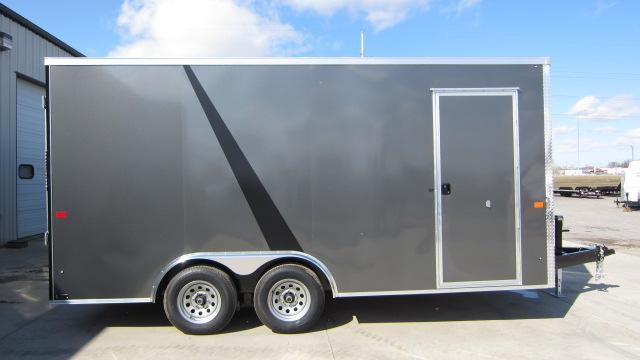 2019 AERO 8.5x16 V Enclosed Cargo Trailer
