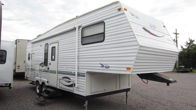 2001 Jayco Eagle 263RK Fifth Wheel