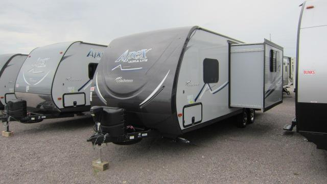 2018 Coachmen Apex 245BHS Travel Trailer