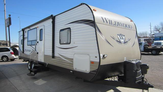 2015 Wildwood 27 RKSS Travel Trailer