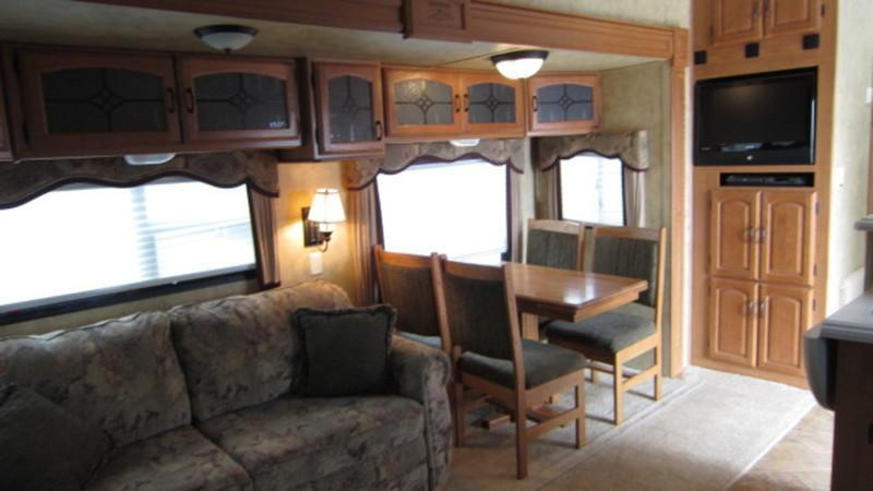 2008 Keystone RV Montana 3075RL Fifth Wheel