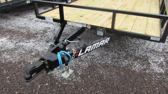 2019 Lamar Trailers 83x14 Classic 7K Utility Trailer