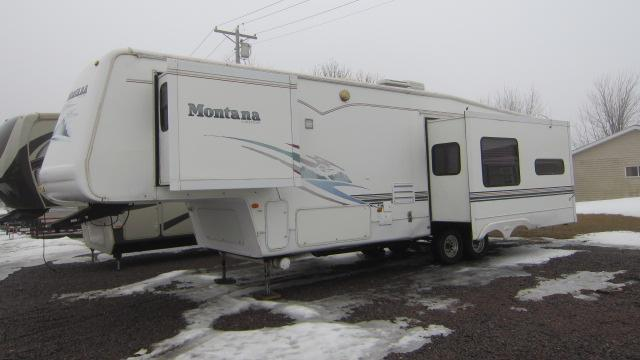 2001 Keystone RV Montana 3575 RL Fifth Wheel