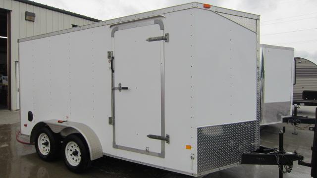 2013 RC Trailers 7x14 Enclosed Cargo Trailer