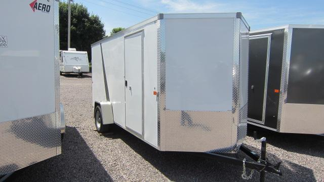 2019 AERO 6X14 V Enclosed Cargo Trailer