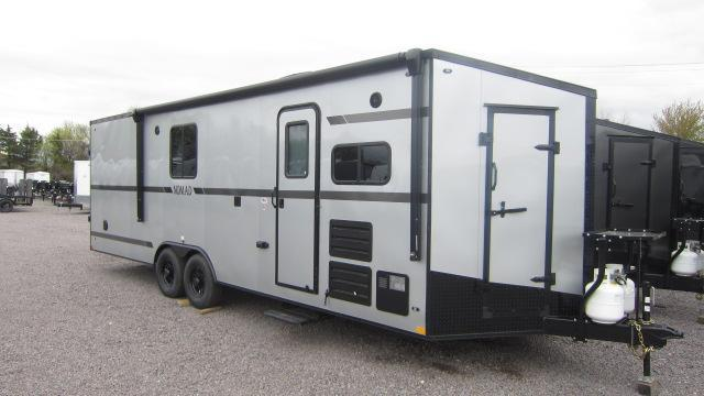 2019 Stealth Trailers Nomad 26FK Toy Hauler