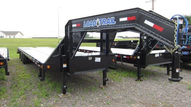 "2018 Load Trail 102"" X 32' Tandem Dual Low-pro Gooseneck Trailer"