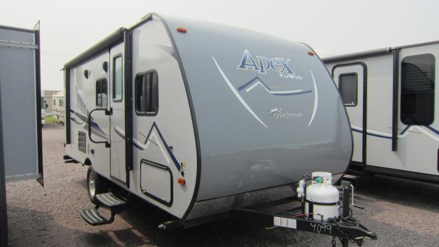 2019 Coachmen Apex Nano 193BHS Travel Trailer