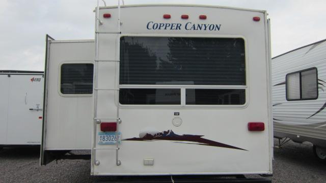 2006 Keystone Copper Canyon 252FWRLS Fifth Wheel Campers RV