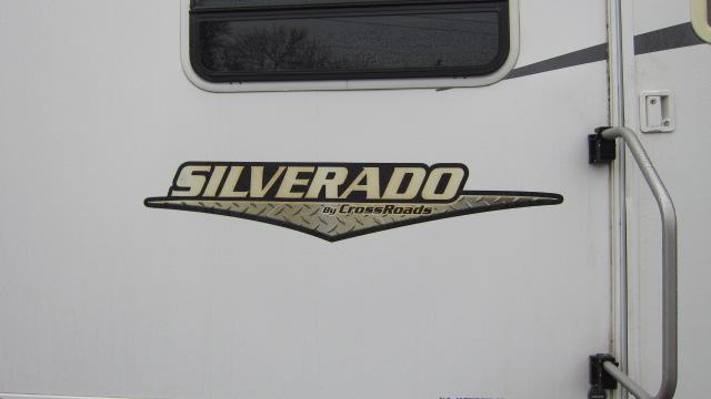 2005 CrossRoads RV Silverado 37FL Fifth Wheel